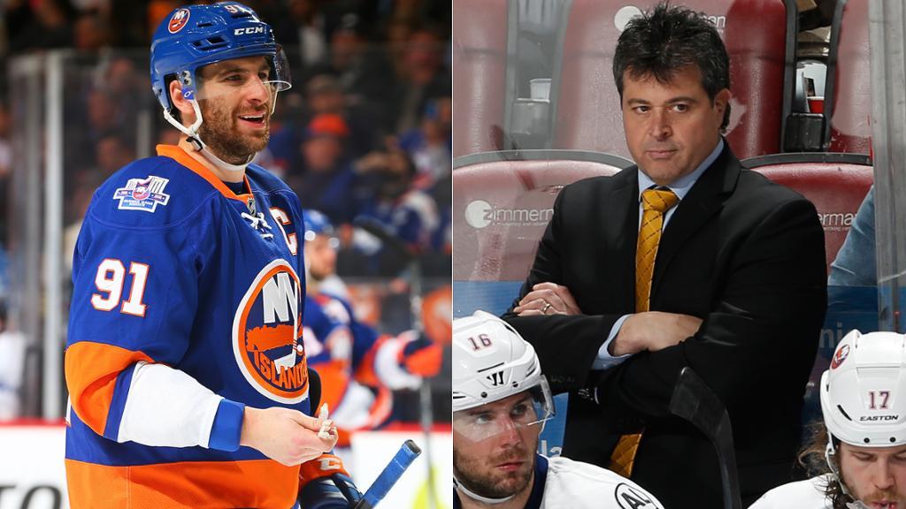 Islanders coach jack capuano