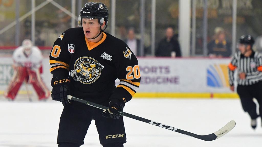 MN H.S.: 2017 NHL Draft - Casey Mittelstadt Eyes Minnesota Title