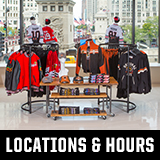 Store Locations/Hours