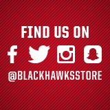 Blackhawks Store on Social