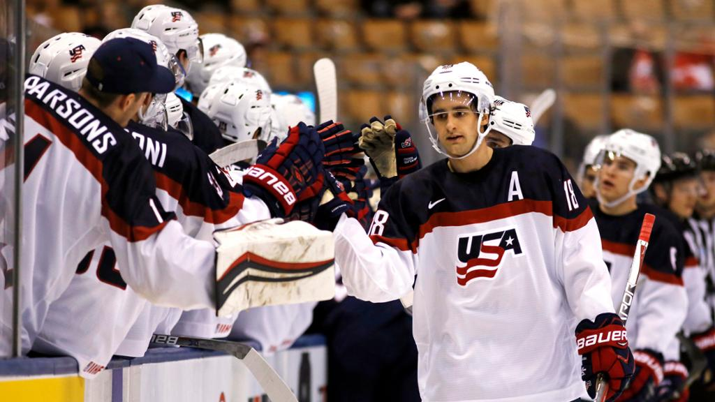 WJC: 5 Things Learned From Day 3 Of Tournament