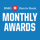 BMO Monthly Awards