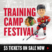 Training Camp Festival Tickets